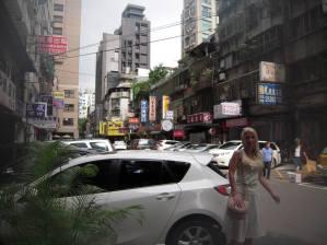 À Taipei