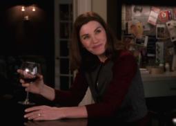L'héroïne de Good Wife, le personnage d' Alicia Florick