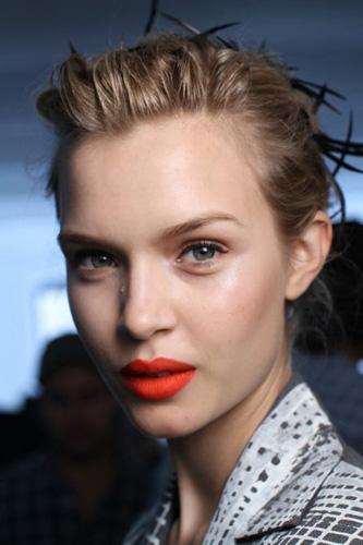 Idée de rouge à lèvre