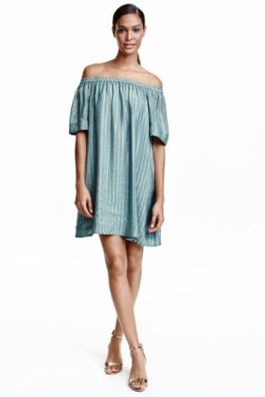 H&M online ch en soie 129 CHF