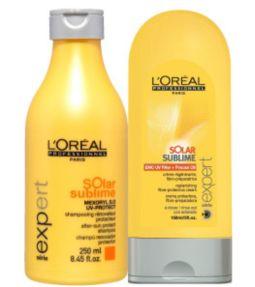 Produits cheveux l'Oréal