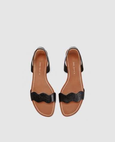 ZARA, sandales, 35.90 CHF