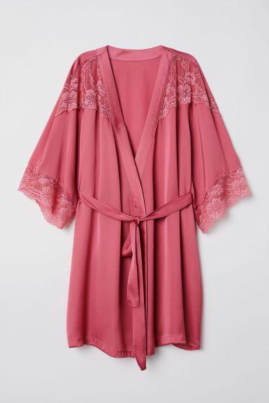 Kimono en satin 34.95 CHF