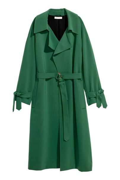H&M, trench souple 99.95 CHF
