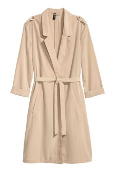 H&M, trench souple 39.95 CHF