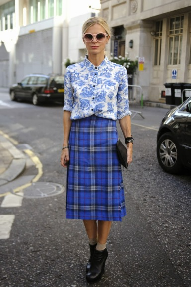 Street Style Laura Bailey