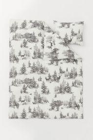 Parure de lit en coton H&M 29..95 CHF