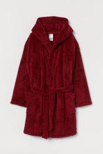 Robe de chambre en peluche H&M 29.90 CHF